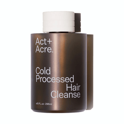Act + Acre Cold Processed Hair Cleanse Haircare - Shampoo Act + Acre