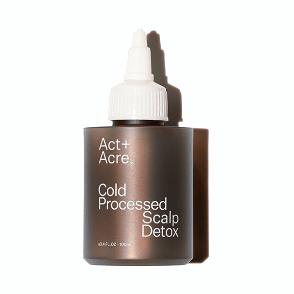 Act + Acre Cold Processed Scalp Detox Haircare - Masks & Treatment Act + Acre