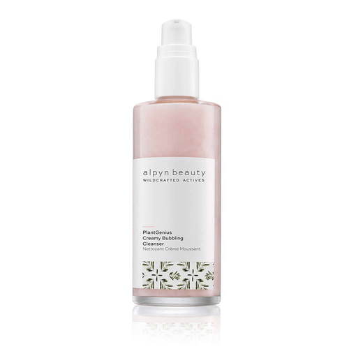 Plant Genius Creamy Bubbling Cleanser