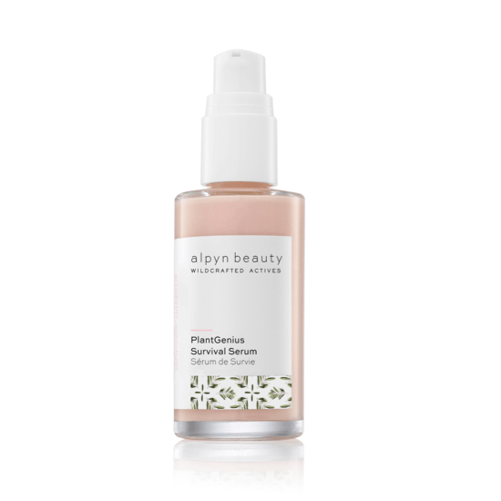 alpyne beauty wildcrafted actives : plant genius SURVIVAL SERUM Skincare - Serums alpyn beauty