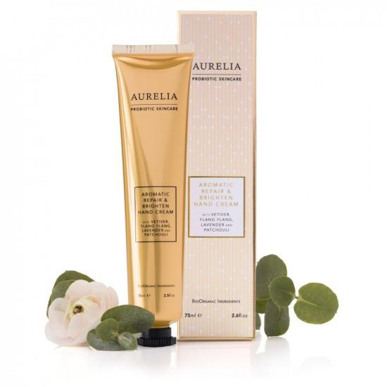 Aurelia Aromatic Repair & Brighten Hand Cream Bath & Body - Handcare & Footcare Aurelia
