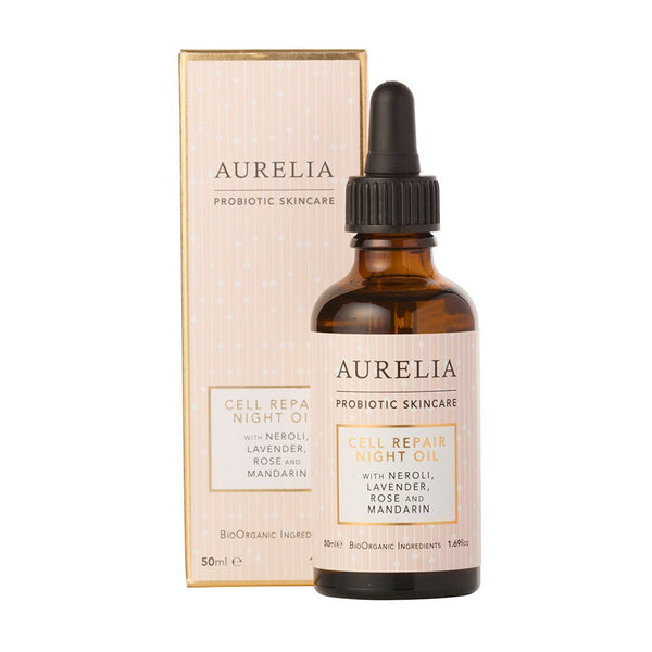 Aurelia Cell Repair Night Oil Skincare-Face Oil Aurelia