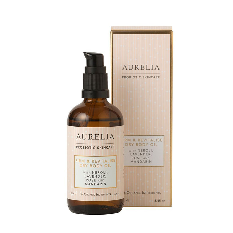Aurelia Firm & Revitalize Dry Body Oil Bath & Body - Moisturizer Aurelia