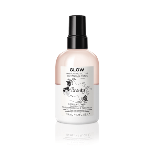 Bronty Beauty GLOW Hydrating Active Botanical Tonic 4.4 oz