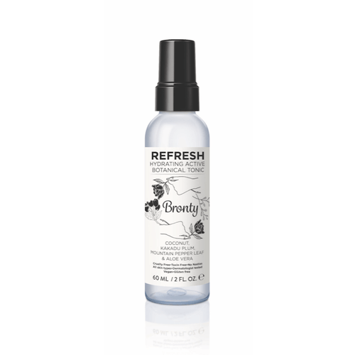 Bronty Beauty REFRESH Hydrating Active Botanical Tonic 2 oz