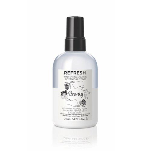 Bronty Beauty REFRESH Hydrating Active Botanical Tonic 4.4 oz