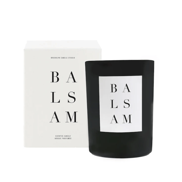 Brooklyn Candle Studio : BALSAM Fragrance - Candles & Home Scents Brooklyn Candle Studio