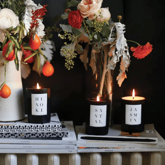 Brooklyn Candle Studio : JASMIN Fragrance - Candles & Home Scents Brooklyn Candle Studio