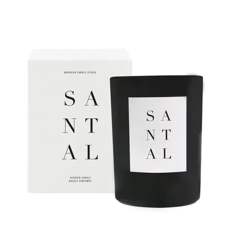 Brooklyn Candle Studio : SANTAL Fragrance - Candles & Home Scents Brooklyn Candle Studio