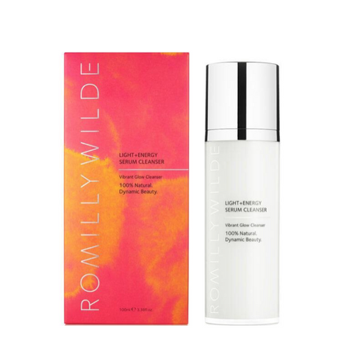 Romilly Wilde : Light + Energy Serum Cleanser