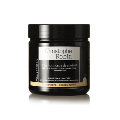Christophe Robin Golden Blonde Shade Variation Mask Haircare - Masks & Treatment Christophe Robin