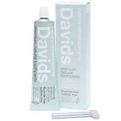 Davids Natural Toothpaste Bodycare - Teeth Davids