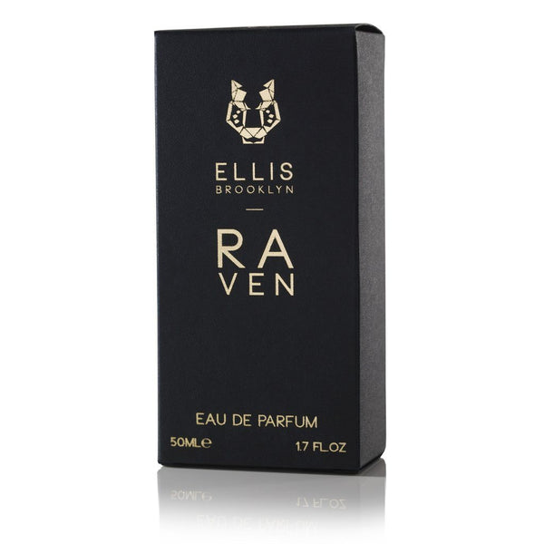 Ellis Brooklyn Eau De Parfum, Raven Fragrance - Perfume Ellis Brooklyn