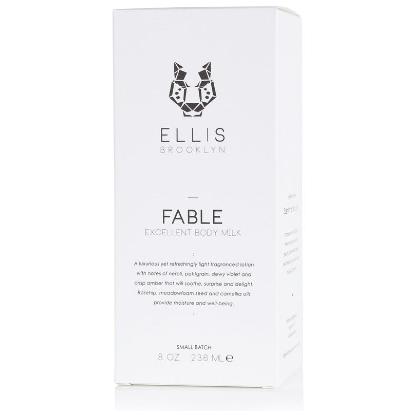 Ellis Brooklyn Fable Body Milk Bath & Body - Moisturizer Ellis Brooklyn