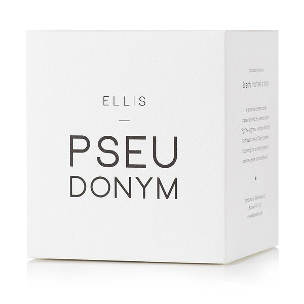 Ellis Brooklyn Pseudonym Candle Fragrance - Candles & Home Scents Ellis Brooklyn