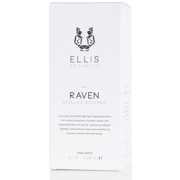 Ellis Brooklyn Raven Body Milk Bath & Body - Moisturizer Ellis Brooklyn