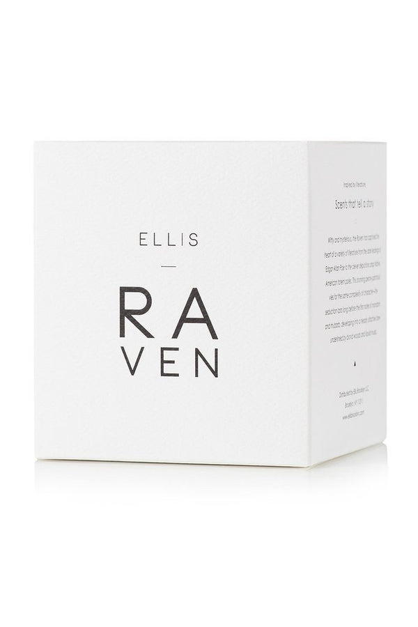 Ellis Brooklyn Raven Candle Fragrance - Candles & Home Scents Ellis Brooklyn