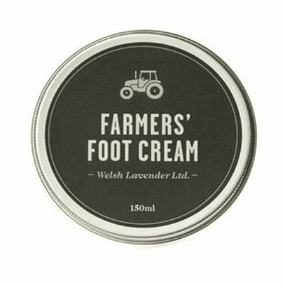 Farmers' Welsh Lavender Foot Cream Bath & Body - Handcare & Footcare Farmers' Welsh Lavender