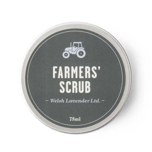 Farmers' Welsh Lavender Scrub Bath & Body - Handcare & Footcare Farmers' Welsh Lavender