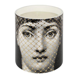 Fornasetti Candle, 1.9 G GOLDEN BURLESQUE Fragrance - Candles & Home Scents Fornasetti