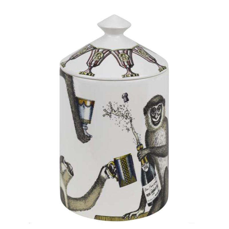 Fornasetti Candle, 300g APERTIVO Fragrance - Candles & Home Scents Fornasetti