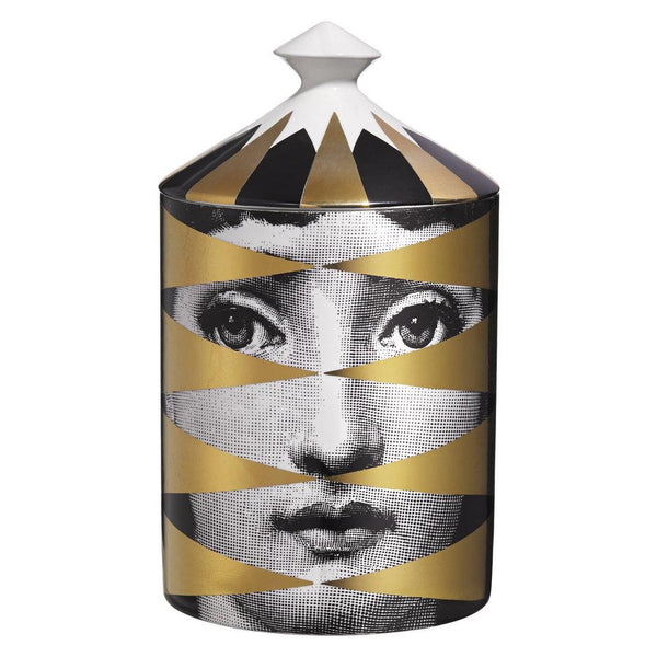 Fornasetti Candle, 300g LOSANGHE Fragrance - Candles & Home Scents Fornasetti