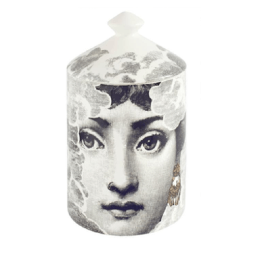 Fornasetti Candle, 300g NUVOLA Fragrance - Candles & Home Scents Fornasetti