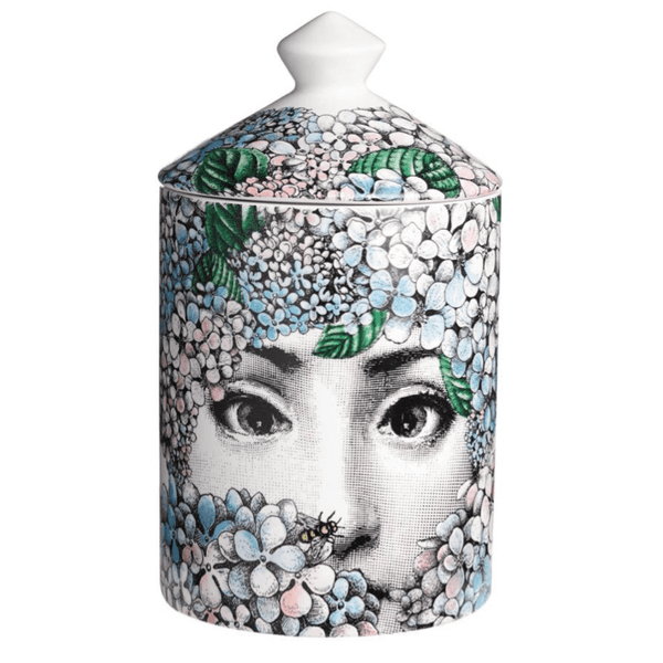 Fornasetti Candle, 300g ORTENSIA Fragrance - Candles & Home Scents Fornasetti
