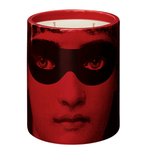 Fornasetti Candle, 900g DON GIOVANNI (RED) Fragrance - Candles & Home Scents Fornasetti