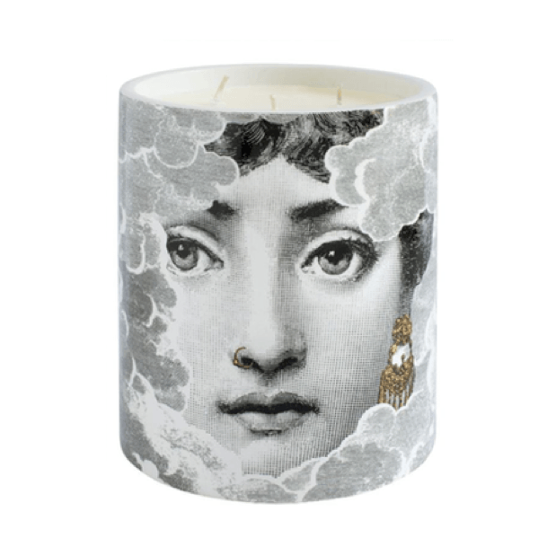 Fornasetti Candle, 900g NUVOLA Fragrance - Candles & Home Scents Fornasetti