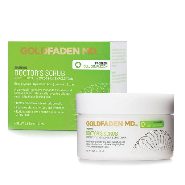Goldfaden MD Doctor's Scrub Skincare - Exfoliant Goldfaden MD