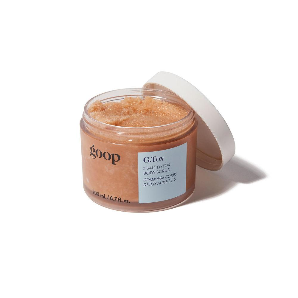 goop G.Tox 5 Salt Detox Body Scrub Bath & Body - Bath & Shower goop