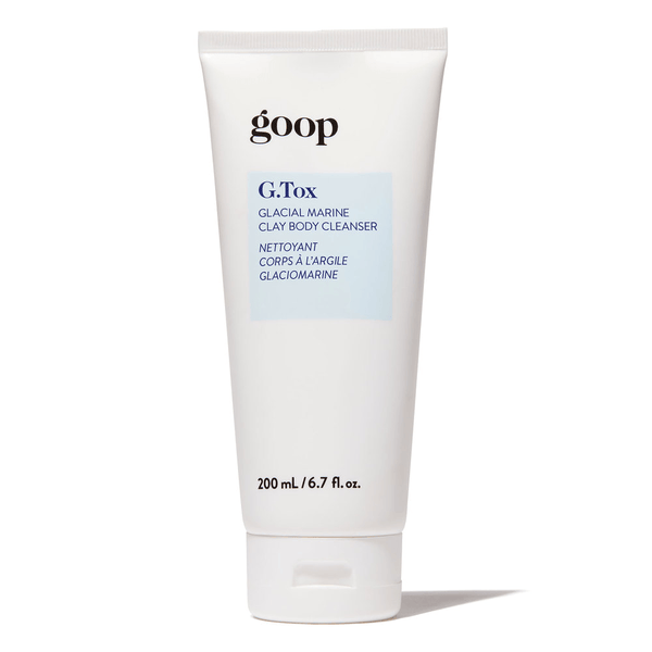 goop G.Tox Glacial Marine Clay Body Cleanser Bath & Body - Bath & Shower goop