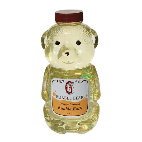 Griffin Remedy Orange Blossom Bubble Bear Bath & Body - Mother & Baby Griffin Remedy