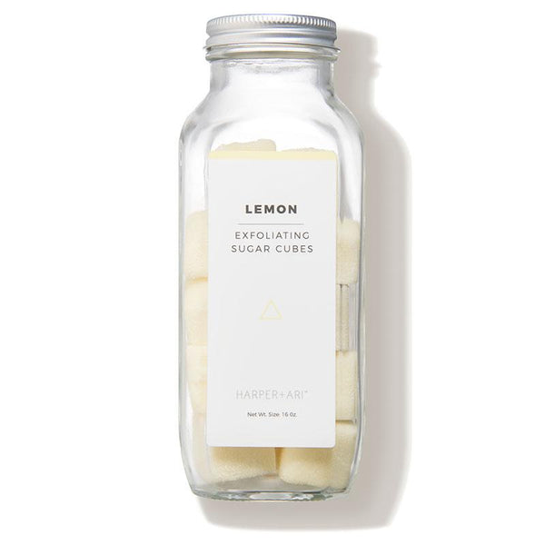 HARPER + ARI Lemon Sugar Cubes Bath & Body - Bath & Shower HARPER + ARI