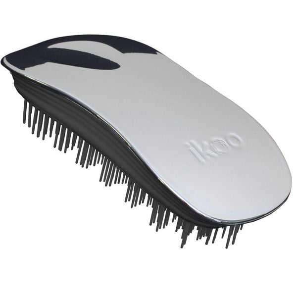ikoo home - black - oyster metallic Haircare- Brushes & Accessories IKOO