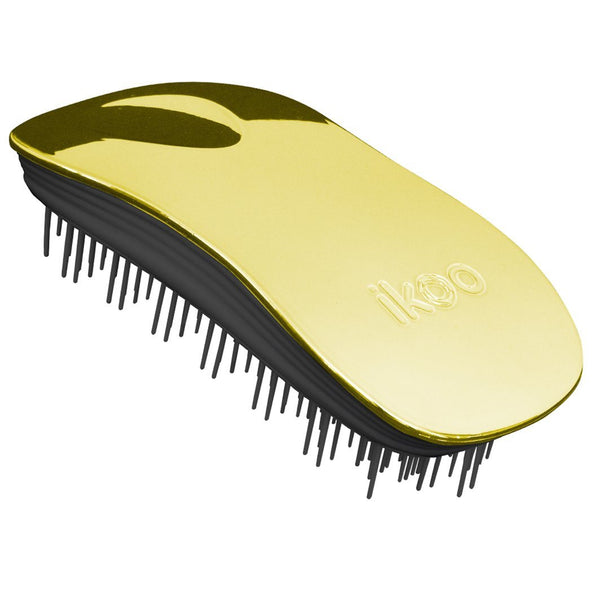 ikoo home - black - soleil metallic Haircare- Brushes & Accessories IKOO