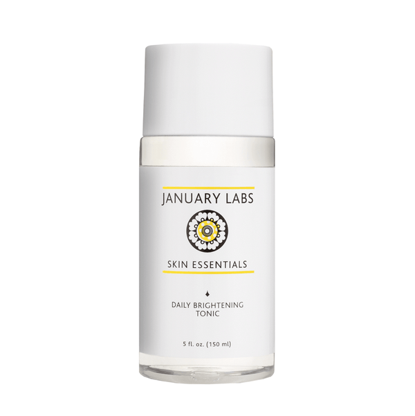 January Labs Daily Brightening Tonic Skincare - Toner & Facial Mist January Labs