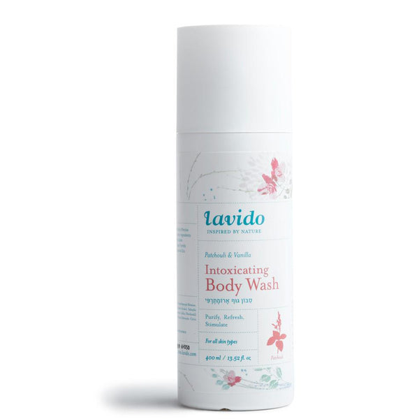 Lavido Patchouli & Vanilla Intoxicating Body Wash Bath & Body - Bath & Shower Lavido