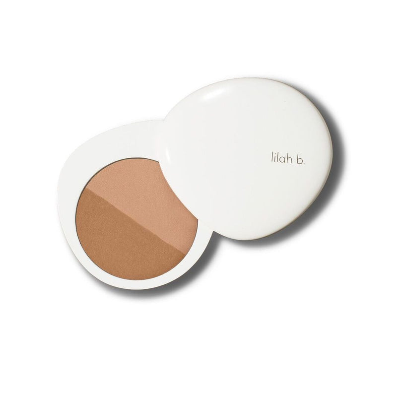 lilah b. Bronzed Beauty™ Bronzer: b.sun-kissed Cosmetics - Face lilah b.