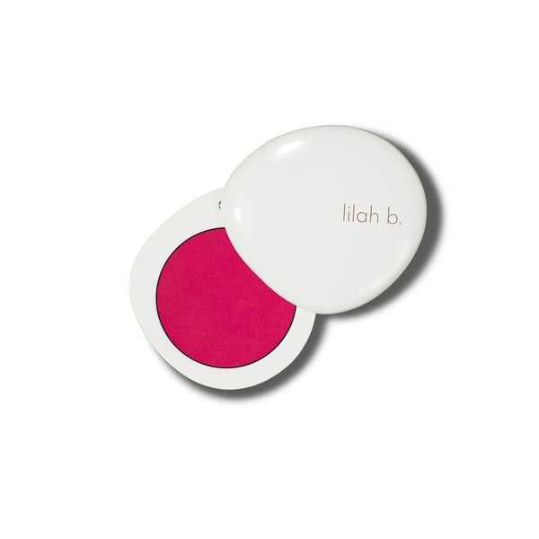lilah b. Divine Duo™ Lip & Cheek: b.sassy (bright pink) Cosmetics - Cheeks lilah b.