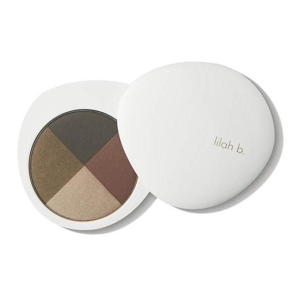 lilah b. Palette Perfection Eye Quad: b. envied Cosmetics - Eye lilah b.