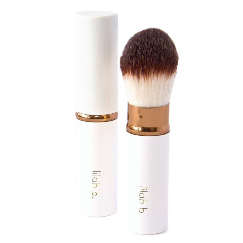 lilah b. Retractable Brush #1 – Foundation Cosmetics - Accessories lilah b.