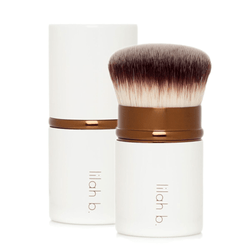 lilah b. Retractable Crème Foundation Brush - #6 Cosmetics - Accessories lilah b.