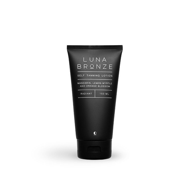 LUNA BRONZE 'Radiant' Self-Tan Bath & Body - Moisturizer LUNA BRONZE