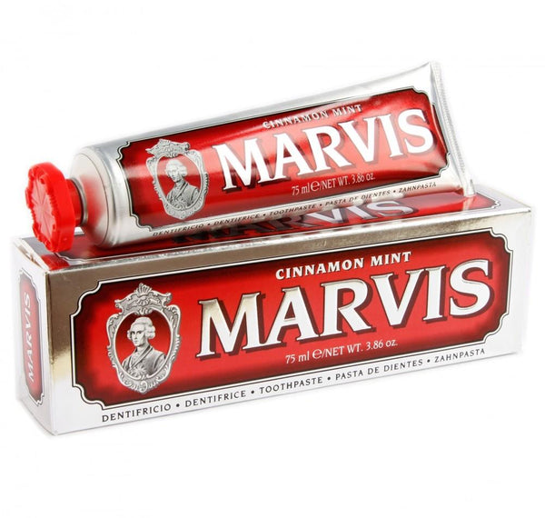 Marvis Toothpaste, Cinnamon Mint Bodycare - Teeth Marvis