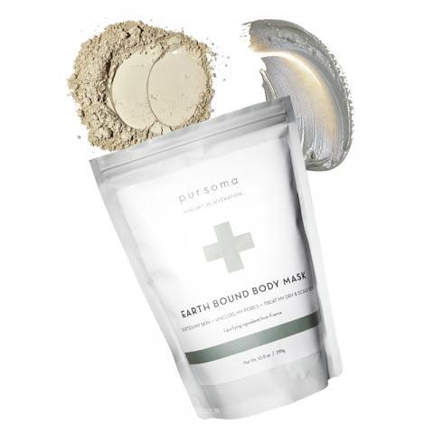 Pursoma Earth Bound Body Mask Wellness - Detox Pursoma