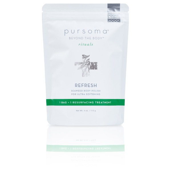 Pursoma Refresh, Seaweed Body Polish Bath & Body - Handcare & Footcare Pursoma