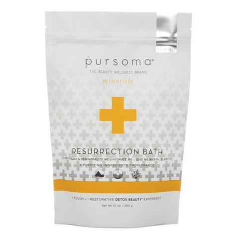 Pursoma Resurrection Bath Wellness - Detox Pursoma