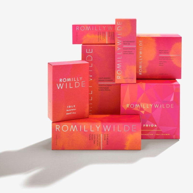 Romilly Wilde : Active Boost Face Oil Skincare-Face Oil Romilly Wilde